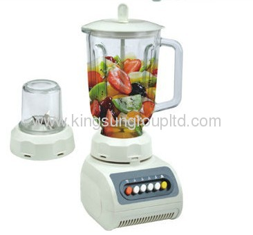 Large capacity food blender