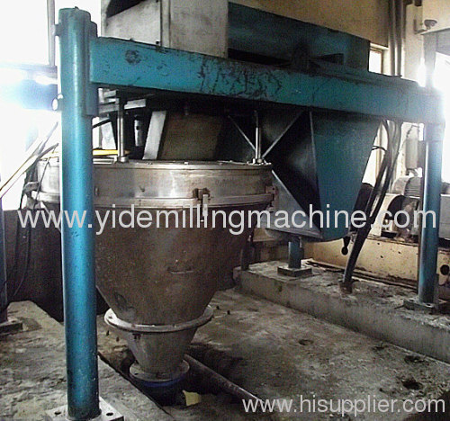 vertical pin mill modern fine grounding device pin mill used in corn and potato starch processing industry