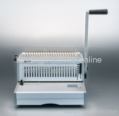 heavy duty plastic comb binder