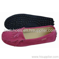 Ladies Fashion Leather Shoes