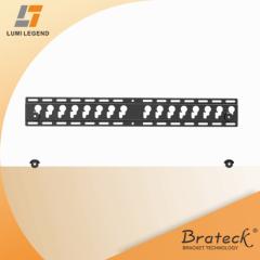 Slim LED wall bracket
