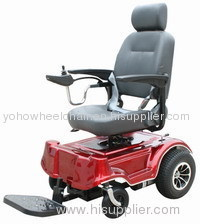 Wheelchair Power Wheelchair Commode Chair Crutch and Cane