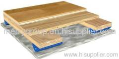wood sports courts flooring