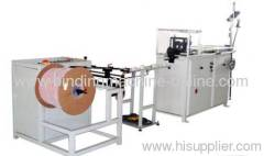Heavy Duty Double Wire Forming Machine