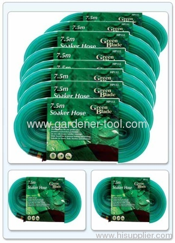 15M flexible soaker hose for sprinkler water