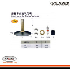 Tube Valves for Motorcycle