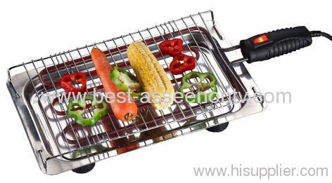 outdoor portable suit barbecue grill