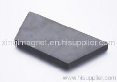 Ferrite big trapezoid magnets