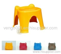household plastic kids stools