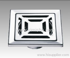 Square Stainless Steel Anti-odour Floor Drain