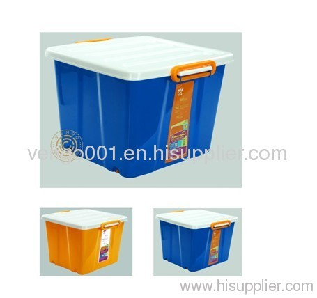 plastic sorting bins with lid