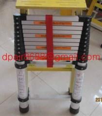 Aluminium Telescopic and extension ladder