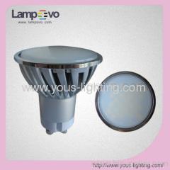 4W GU10 27S2835 LED spotlight