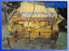 CAT 3306 DI engine assy