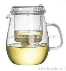 Pyrex Glass Tea Pot Coffee Pot