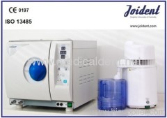 AISI 304 Steel Chamber Dental Quick Sterilizer Equipment