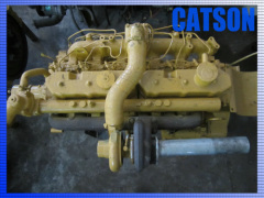 CAT E200B S6KT engine assy