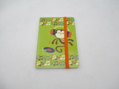 perfect binding card notebook