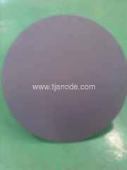 Titanium IrO2-Ta2O5 coated Disc anode