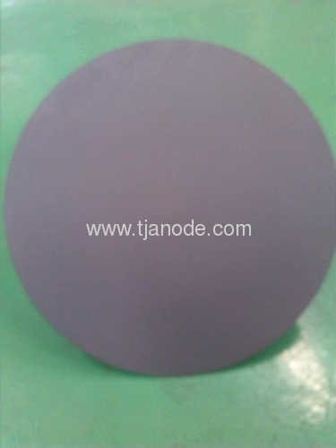 Titanium MMO Coated Disk Anode