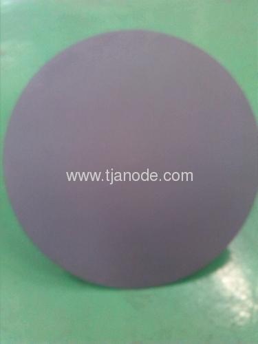 титановый анод с покрытием ММО