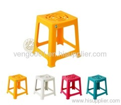 High plastic step stools