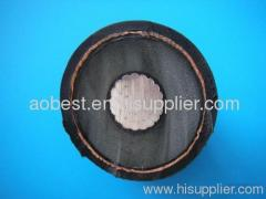low voltage xlpe insulated pvc sheathed power cable
