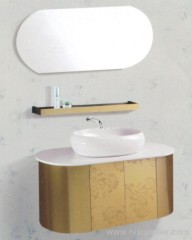 Wall mounted Stainless Steel Bathroom cabinet