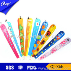 Colorful school paper wristband
