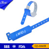 GJ-6060R PVC Rfid Wristband for events