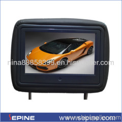 HOT!!! advertising screen for cars /taxi with 3g/wifi
