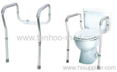 Aluminum Safety Toilet Rail