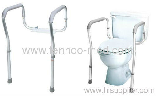 Aluminum Safety Toilet Rail