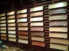 Non slip wooden ceramic floor/wall tiles