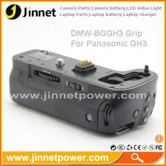 Camera Battery Grip for Panasonic DMW-BGGH3