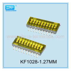 What is DIP switch pitch 1.27mm from KaiFeng electronic