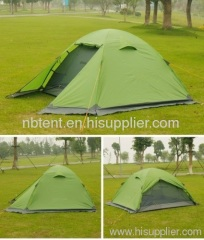 3 persons outdoor dome tent
