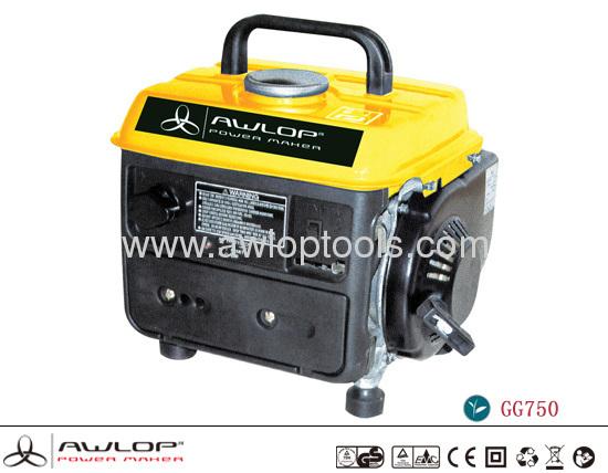 650W Portable Gasoline Generator Set