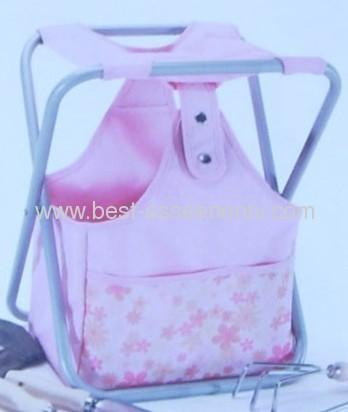 Manual Garden design mini female bag lovely cloth bag cartoon makeup received camera bag