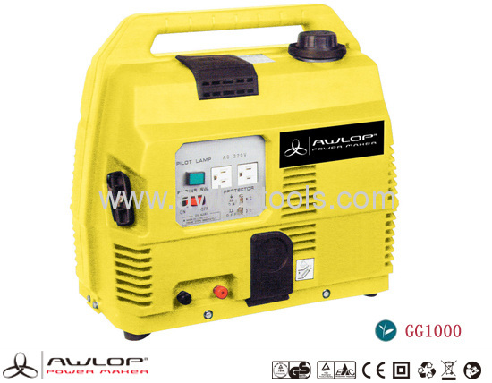 750W Portable Electric Diesel Generator Power Generator