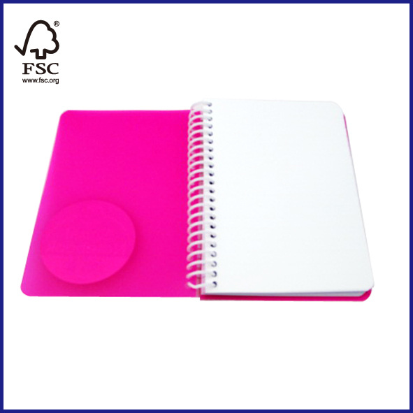 PP cover single notebook
