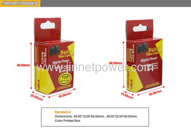 Digital fully decoded EL14 EN-EL14 Battery for Nikon Cameras