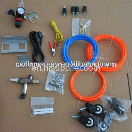 manual powder spray gun