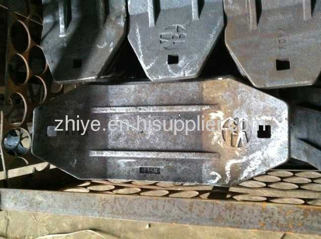 engineering machinery carbon steel casting plate