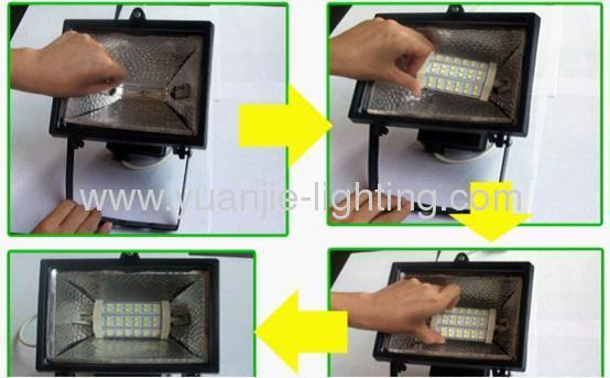 5W COB LED R7S LAMP