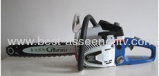 newest best quality petrol gas chainsaw gasoline power