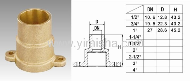1/2~ 1YIMISHA Brass/Bronze Fitting