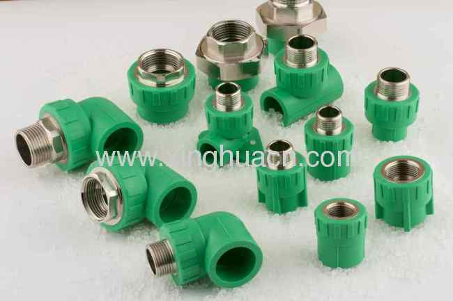 PPR fittings from China Factory
