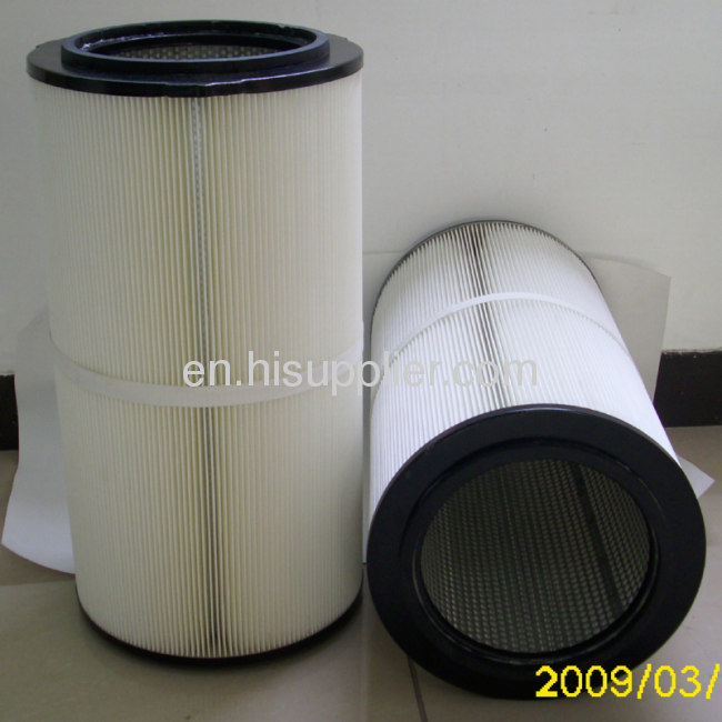 spray booth filter for powder coating