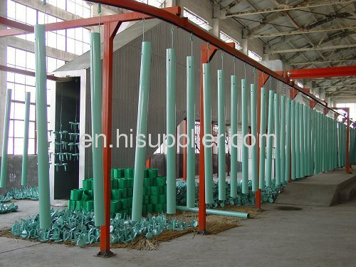powder coating line design and custom-made
